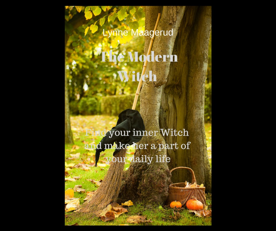The Modern Witch! Clean up your thoughts and find a better way.